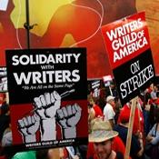 Strike Sends TV Pilots into Tailspin