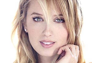 Megan Park: A Back Stage Exclusive