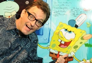 Tom Kenny Finds his Voice as SpongeBob SquarePants | Backstage