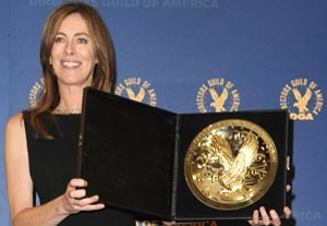 Kathryn Bigelow Wins DGA Award
