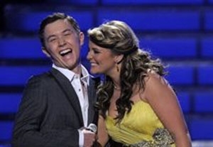 How Scotty Mccreery Won American Idol Backstage