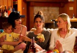 Krysten Ritter's Life Inspires Her Film 'L!fe Happens'