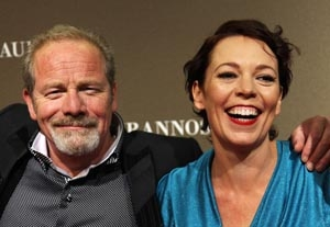 Olivia Colman Takes New Steps in 'Tyrannosaur'
