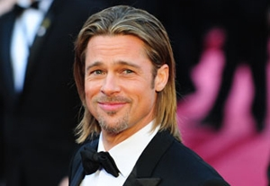 Brad Pitt Joins George Clooney in Prop 8 Play