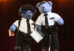 Final Broadway Bears Auction Sets a Fundraising Record