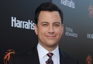 Jimmy Kimmel to Host 2012 Emmy Awards