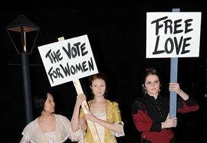 NY Review: 'Satan's Whore, Victoria Woodhull'