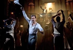 NY Review: 'Evita'