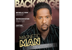Blair Underwood in This Week's Back Stage: April 12, 2012