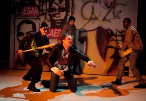 NY Review: 'Julius Caesar'