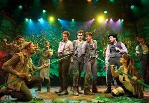 NY Review: 'Peter and the Starcatcher'