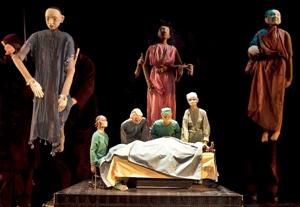 NY Review: 'Prometheus Within'