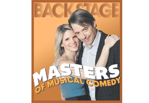 Matthew Broderick and Kelli O'Hara in Back Stage: April 19, 2012