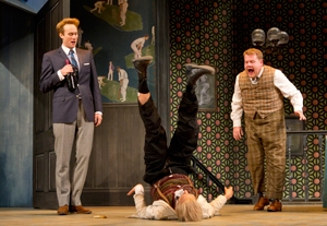 NY Review: 'One Man, Two Guvnors'