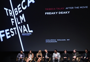 Andy Dick, Crispin Glover, Michael Jai White Get 'Freaky Deaky' at TFF
