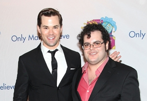 NBC Picks Up Comedies With 'Book of Mormon' Stars Rannells and Gad