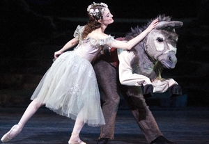 Balanchine and Ashton Take Shakespeare's 'Midsummer' to the Dance