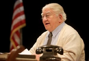 Ed Asner: From Lou Grant to 'FDR'