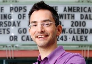Q&A: Myq Kaplan, 'Last Comic Standing' Finalist