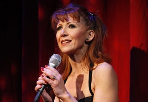 Bonnie Langford Spends Christmas in New York
