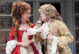a review of a production of the misanthrope by moliere Theatre review of the misanthrope (moli re in a version by martin crimp ) at comedy theatre, reviewer: philip fisher.
