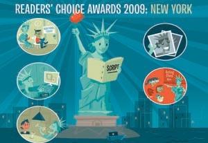 Readers' Choice New York