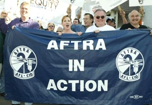 AFTRA Elects Board Members