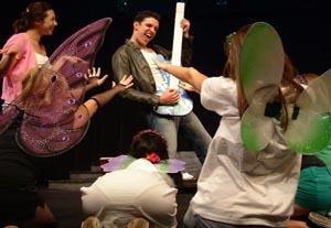 A Midsummer Night's Dream, a Rock Musical