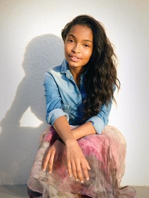 Yara Shahidi audition
