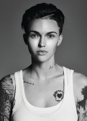 Ruby Rose S Inspiring Orange Is The New Black Experience