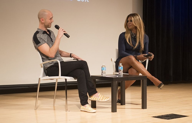 Emmys 2014: Laverne Cox on 1 Way Fear Helps Performance