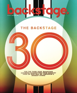The Third Annual Backstage 30