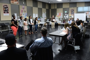 Grooming the Next Generation of Actors in L.A. Schools