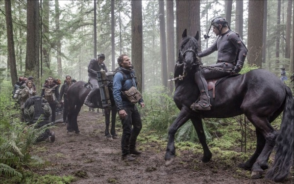 The 1,030 Versions of a Scene in 'Dawn of the Planet of the Apes'
