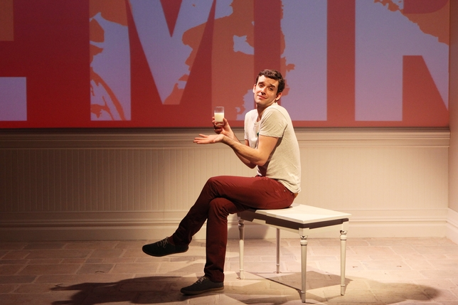 'Buyer & Cellar' Is Inventive, Witty, and Pretty Wonderful