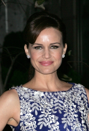 Carla Gugino on 'New Girl' and Her Next Film
