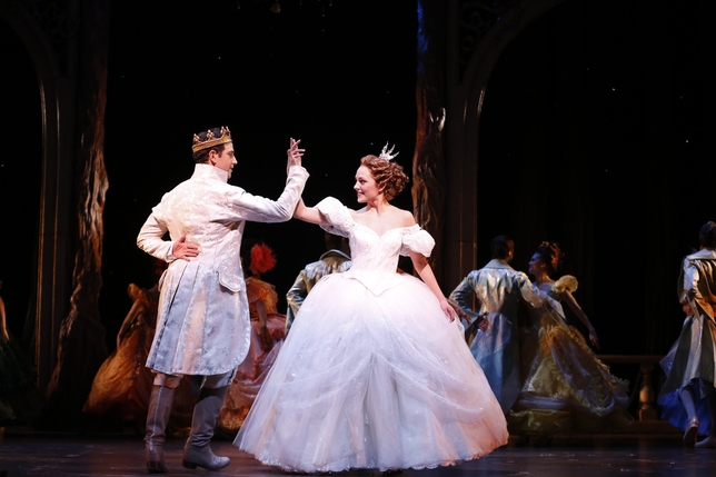 'Rodgers + Hammerstein's Cinderella' Gets Beaned