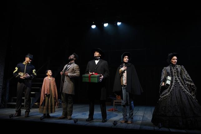 'A Civil War Christmas' Is as Fresh as a Bracing Winter Snowfall