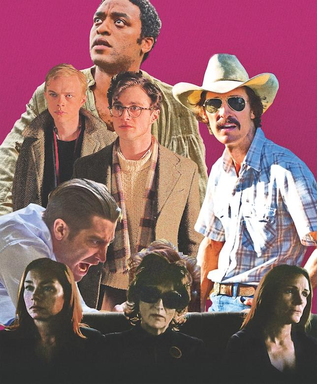 Outstanding Film Ensembles of 2013 (Part 1)