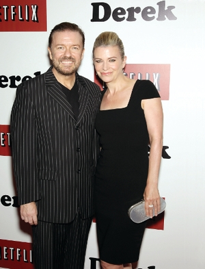 9 Questions With...Ricky Gervais