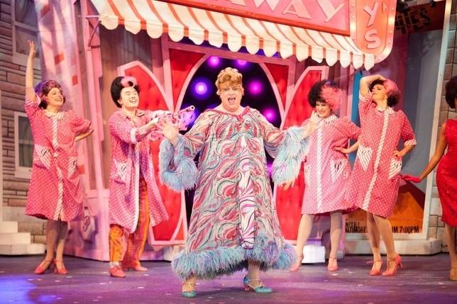Jennifer signs on for Hairspray Live