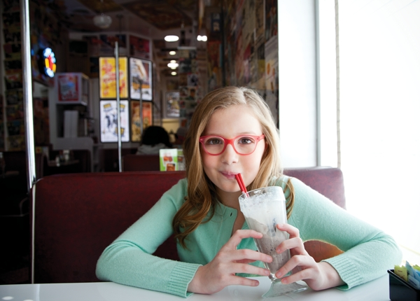 Bebe Wood Is the 'New Normal' for Child Stars