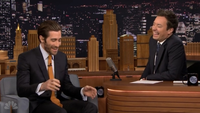 Jake Gyllenhaal Bombed His Lord of the Rings Audition