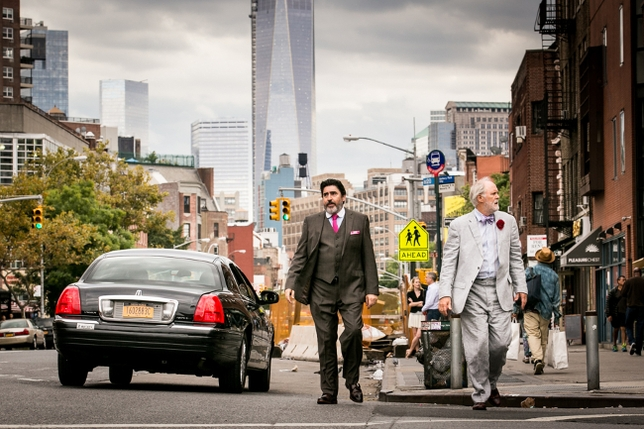 The 1 Thing That Fueled Ira Sachs' Romantic Drama 'Love Is Strange'