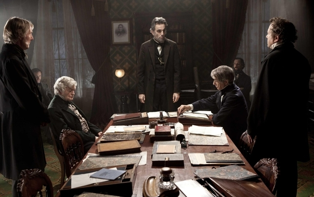 'Lincoln,' '30 Rock' Lead SAG Awards