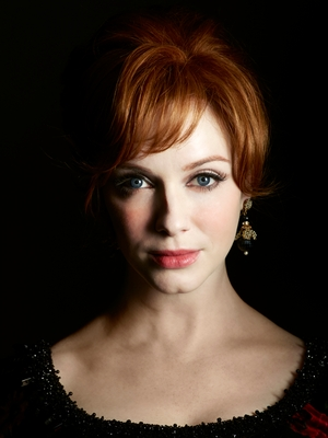 Christina Hendricks Goes From Bombshell to Boss on 'Mad Men'