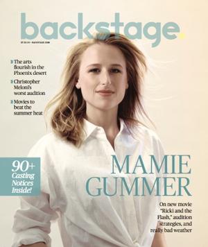 Mamie Gummer apartment