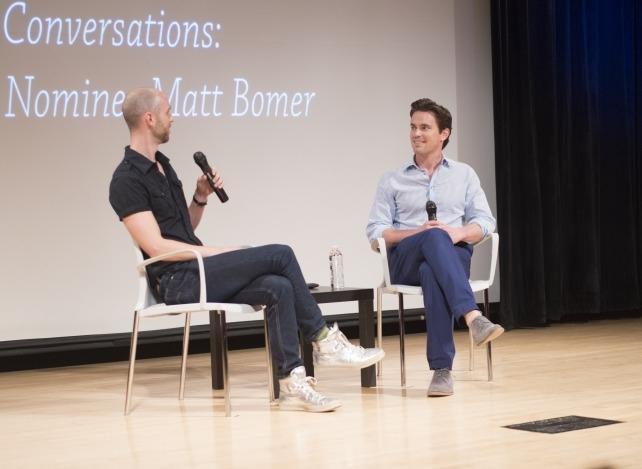 Emmys 2014: Matt Bomer on How He Prepped for 'The Normal Heart'