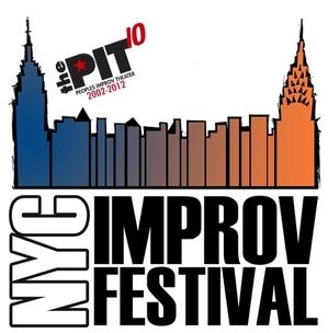 PIT Announces NYC Improv Festival 2013 Lineup