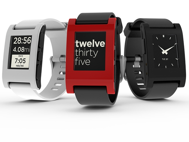 Pebble Smartwatch Keeps You Connected
